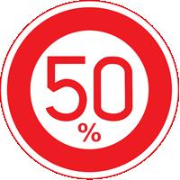 Reducere hosting 50%